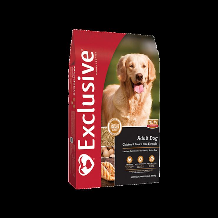 Exclusive Adult Dog Food