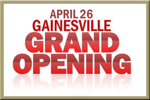 Gainesville Cherokee Feed & Seed Grand Opening - April 26.