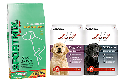 July Dog Food Specials