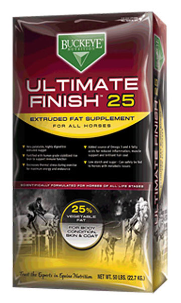 Buckeye Ultimate Finish 25