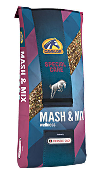 Cavalor Mash & Mix horse feed