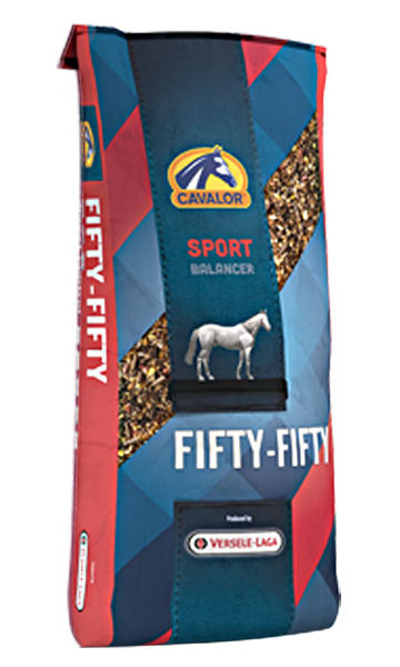 Cavalor Sport Fifty Fifty Horse Feed