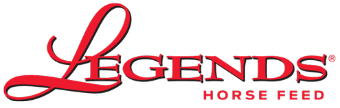 Legends Horse Feed logo