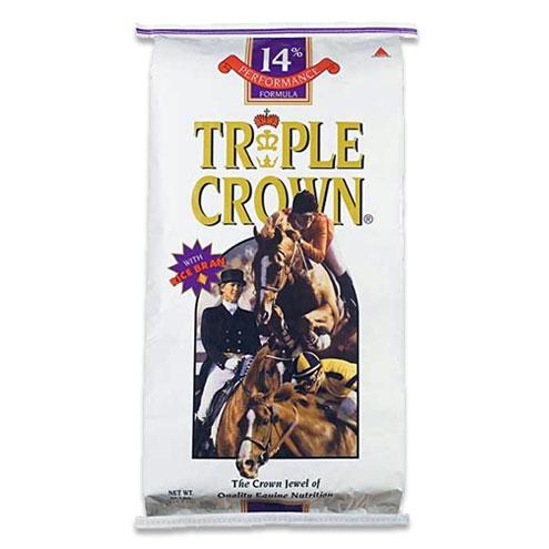 Triple Crown 14% Performance Textured