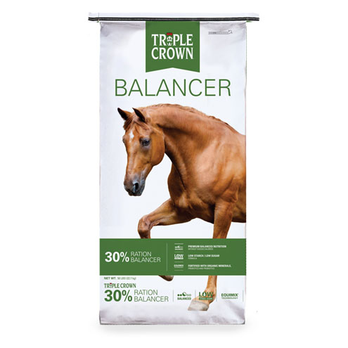 Triple Crown 30% Ration Balancer bag