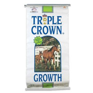 Triple Crown Growth Textured Horse Feed