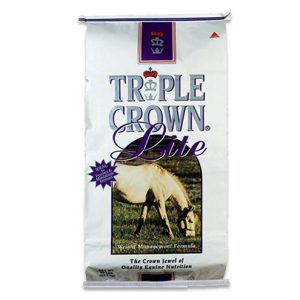 Triple Crown Lite Pelleted Horse Feed