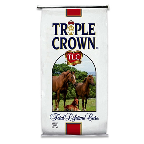 Triple Crown Total Lifetime Care Pelleted Horse Feed