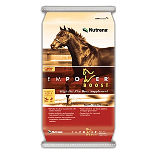 Nutrena Empower Boost Horse Supplementrse-feed