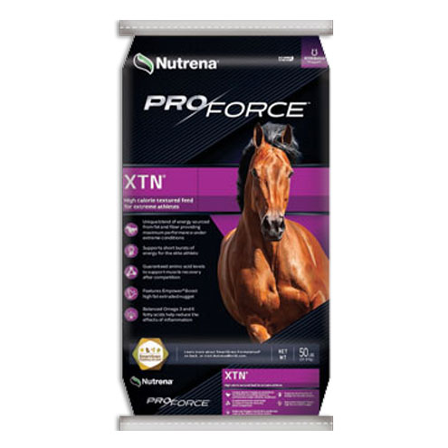 Nutrena ProForce XTN Horse Feed at North Fulton Feed & Seed in Alpharetta, GA