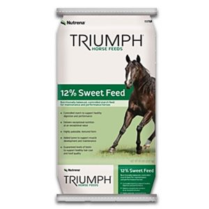 Nutrena Triumph 12% Sweet Feed