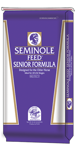 Seminole Feed Senior Formula - North Fulton Feed & Seed, Georgia