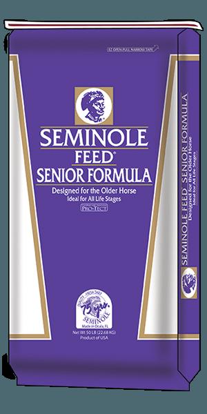 Seminole Feed Senior Formula - North Fulton Feed & Seed, Georgia