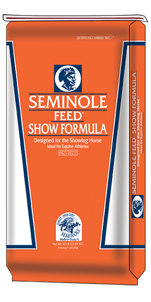 Seminole Show Formula - North fulton Feed & Seed, Georgia