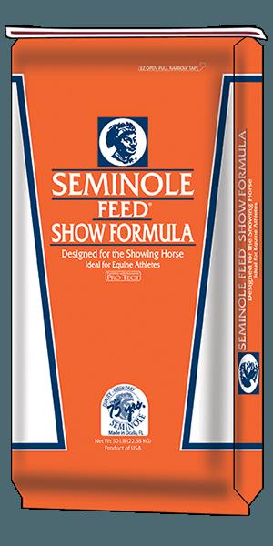 Seminole Show Formula - North fulton Feed & Seed, Georgia