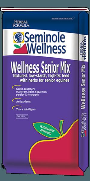Seminole Wellness Senior Mix North Fulton Feed & Seed, Georgia