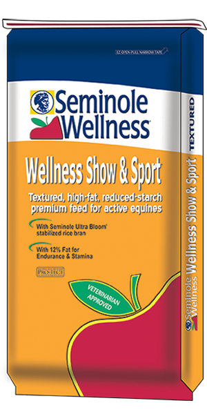 Seminole Wellness Show & Sport Horse Feed - North Fulton Feed & Seed, Georgia