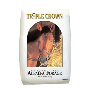 Triple Crown Alfalfa Forage