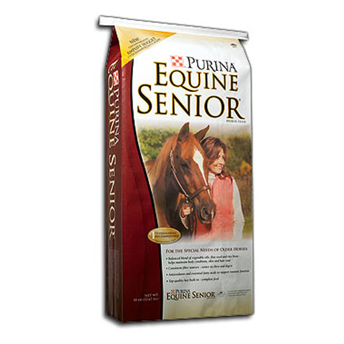 Purina Equine Senior Horse Feed