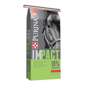 Purina Impact 10% Pelleted Horse Feed