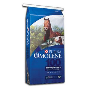 Purina Omolene 100 Horse Feed