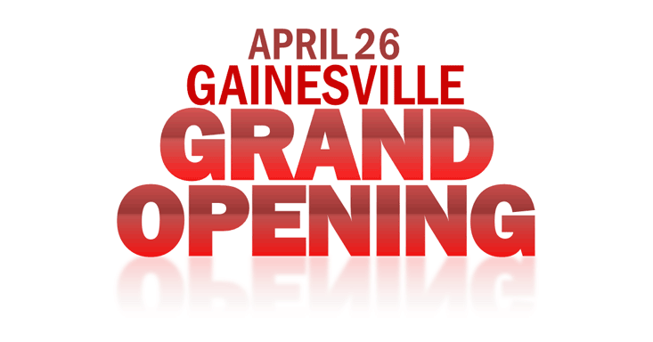 Gainesville Cherokee Feed & Seed Grand Opening
