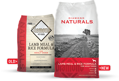 Diamond Naturals Dog Food is available at North Fulton Feed & Seed in Alpharetta, GA