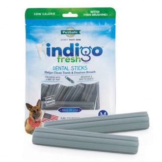 Indigo Fresh Dental Sticks