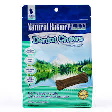Natural Balance® Dental Chews