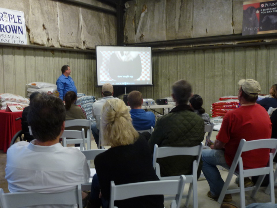 Chick Days Seminar at North Fulton Feed & Seed in Alpharetta, GA March 10, 2015