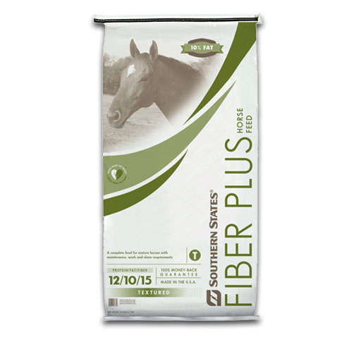 Southern States Fiber Plus Horse Feed