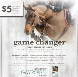 Legends GastroTech $5 off Coupon