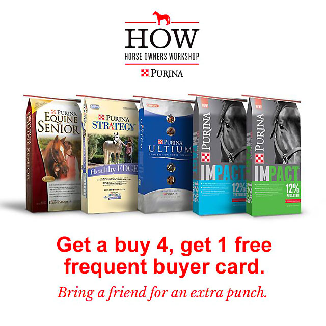 Buy Four, Get One FREE Frequent Buyer Card