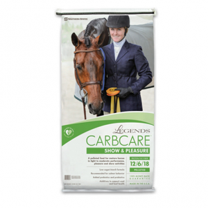 Legends Carbcare Show and Pleasure Horse Feed at North Fulton Feed & Seed