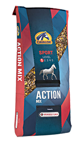 Cavalor Action Mix Horse Feed
