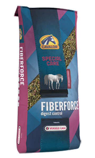 Cavalor Special Care Fiber Force Horse Feed