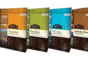 Acana Dog Food bag