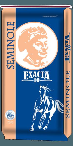 Seminole Exacta 10 Horse Feed - North Fulton Feed & Seed - Alpharetta, GA