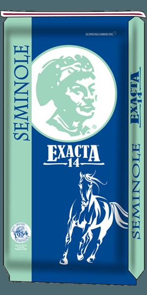 Seminole Exacta 14 Horse Feed - North Fulton Feed & Seed - Alpharetta, GA