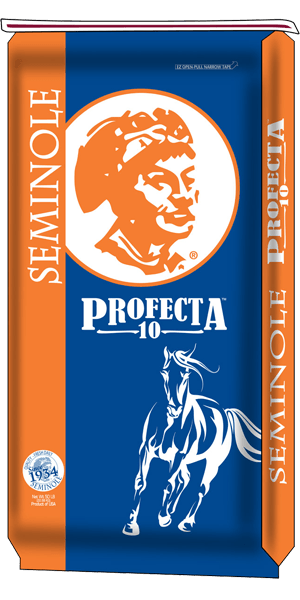 Seminole Profecta 10 Horse Feed - North Fulton Feed & Seed - Alpharetta, GA