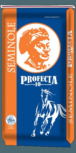 Seminole Profecta 10 Horse Feed - North Fulton Feed & Seed - Alpharetta, GA