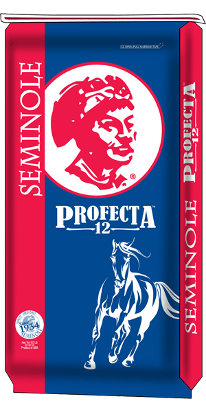 Seminole Profecta 12 Horse Feed - North Fulton Feed & Seed - Alpharetta, GA
