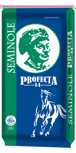 Seminole Profecta 14 Horse Feed - North Fulton Feed & Seed - Alpharetta, GA