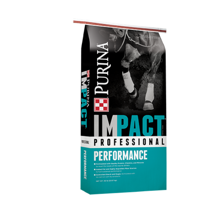 Impact Professional Performance Horse Feed