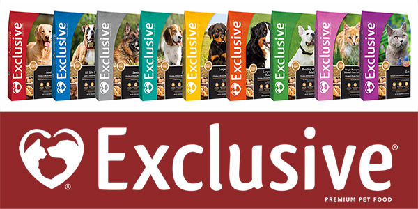 Exclusive Dog Food - Available at North Fulton Feed & Seed - Alpharetta, GA