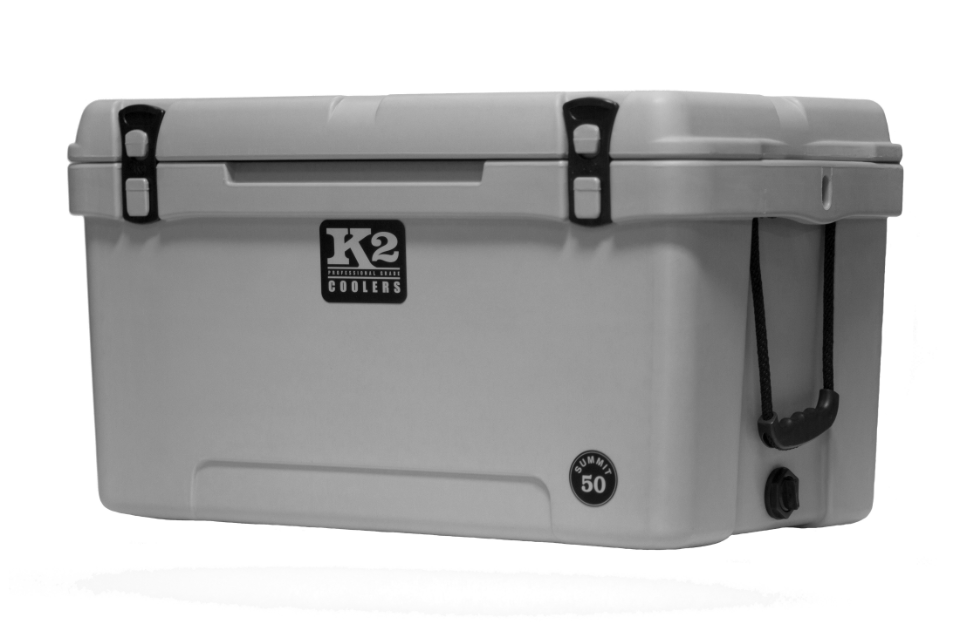 Buy a raffle ticket and win K2 50 Quart Cooler at Sportsmen's Day