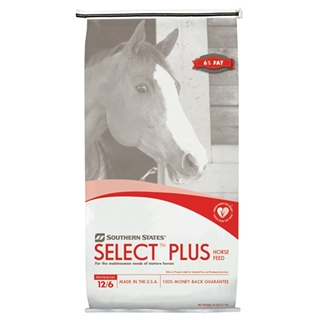 Select Plus Pelleted Horse Feed
