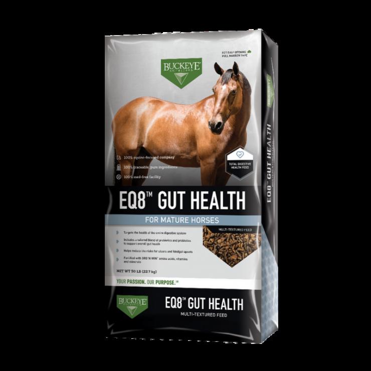 Buckeye EQ8 Gut Health