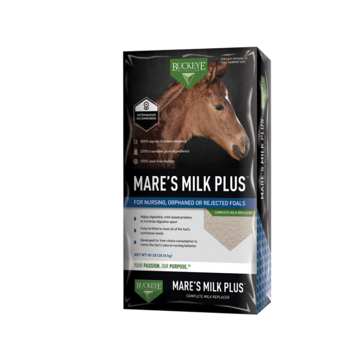 Mare's Milk Plus Powdered milk replacer
