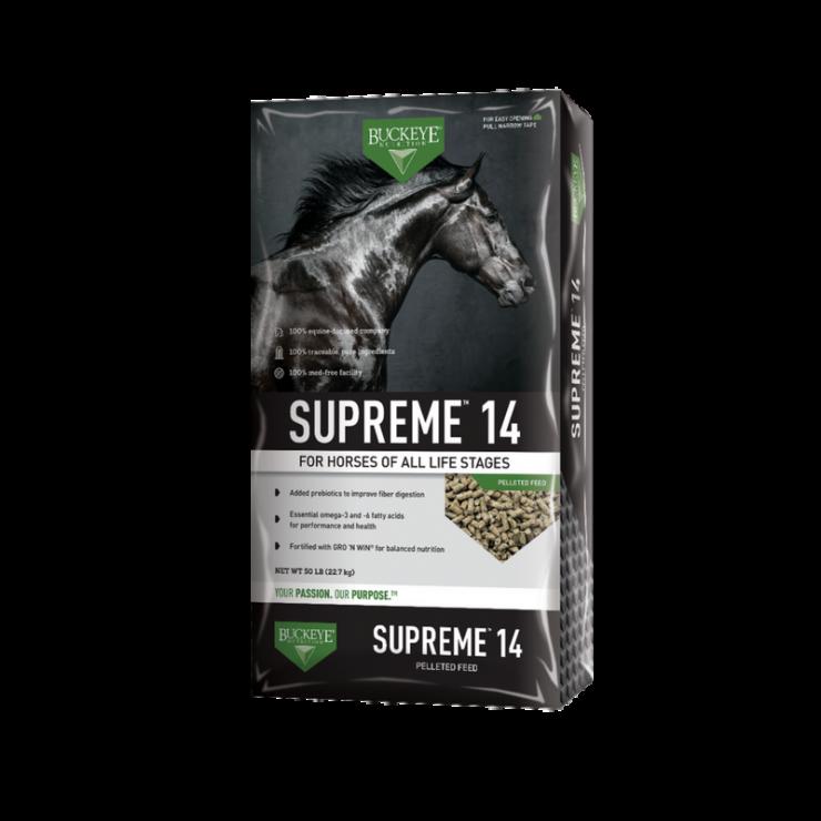 Buckeye Supreme 14